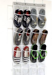 over the door shoe hanger