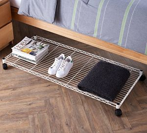 under the bed wheel storage