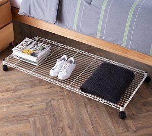 under the bed wheel storage
