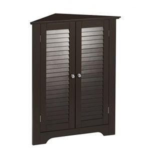 Riverridge corner cabinet