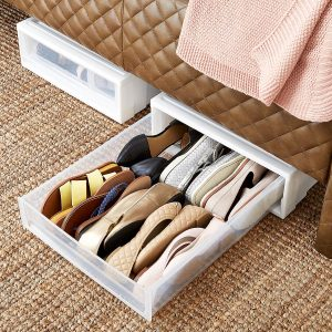 Under Bed Drawer container store