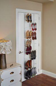 closetmaid wall shoe organizer