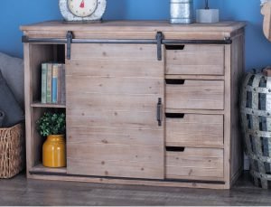 Farmhouse-Iron-Natural-Wood-Cabinet-by-Studio
