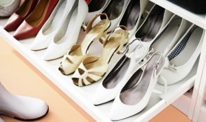 Ikea Komplement pull out shoe tray