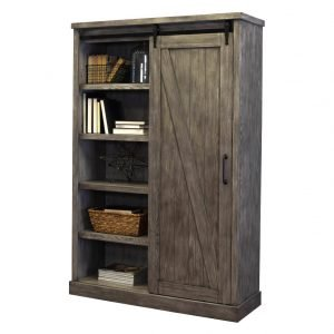 Octave Standard Bookcase See More by Laurel Foundry Modern Farmhouse