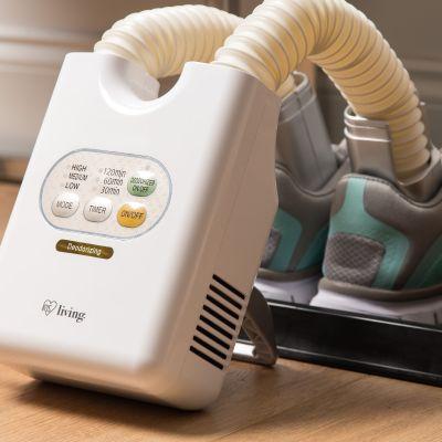 IRIS shoe dryer