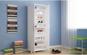 white-manhattan-comfort-shoe-racks
