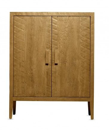 Vintag Fir West Linn Armoire Cabinet
