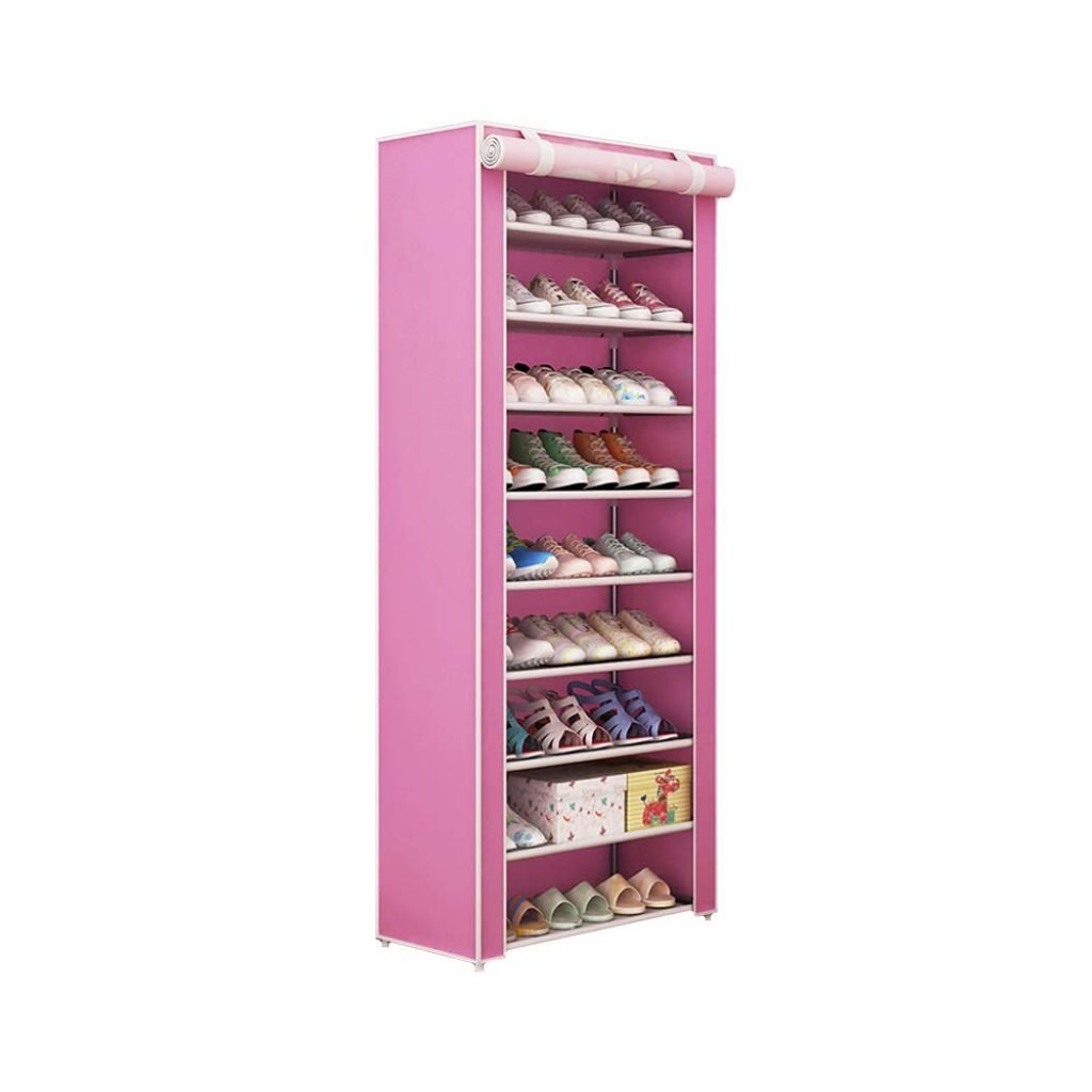 JK furniture 10-Tiers Shoe Organizer