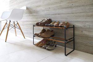 yamazaki plain shoe rack