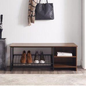 zimmer storage bench