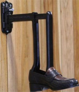 Heavy Duty shoe and boot holder 2